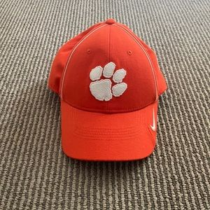 Clemson dri fit hat